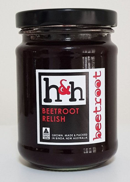 Picture of Beetroot Relish 250ml